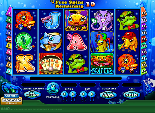 Ocean Fortune Scratch Cards - Play Online for Free Now