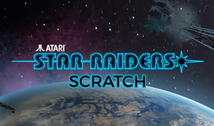 Star Raiders Scratch