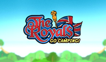 The Royals Go Camping Jackpot