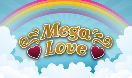 Mega Love Scratch Cards