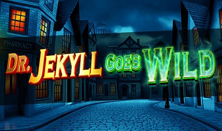 Dr. Jekyll Goes Wild