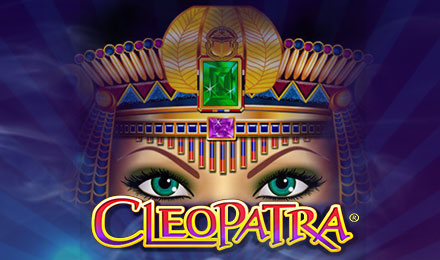 cleopatra online slot wizards win
