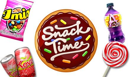 Snack Time JP