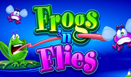 Frogs'n Flies Slots