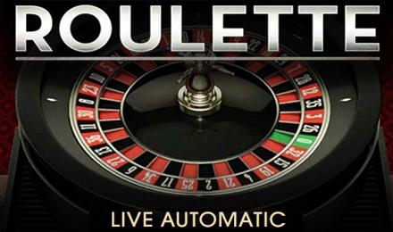 Live automatic European Roulette