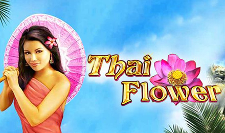 Thai Flower Slots Free Spins Feature Wilds