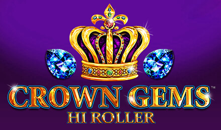 Crown Gems Hi Roller Slots