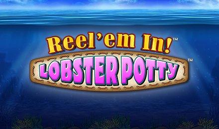 Reel'em In!™ Lobster Potty™