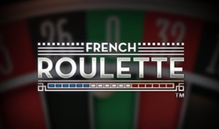 French Roulette - NetEnt