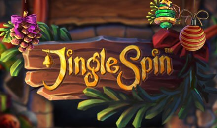 Jingle Spin Slots