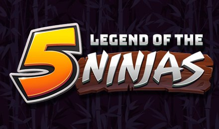 Legend of the Five Ninjas  Slots