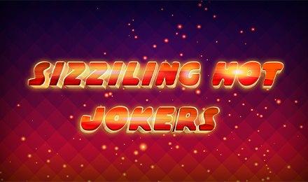 Sizzling Hot Jokers Jackpot Slots