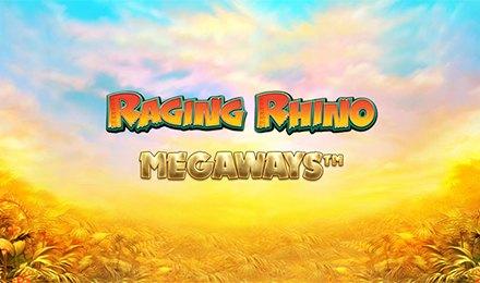 Raging Rhino Megaways Slots