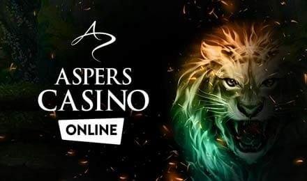 Aspers Casino Online Banner